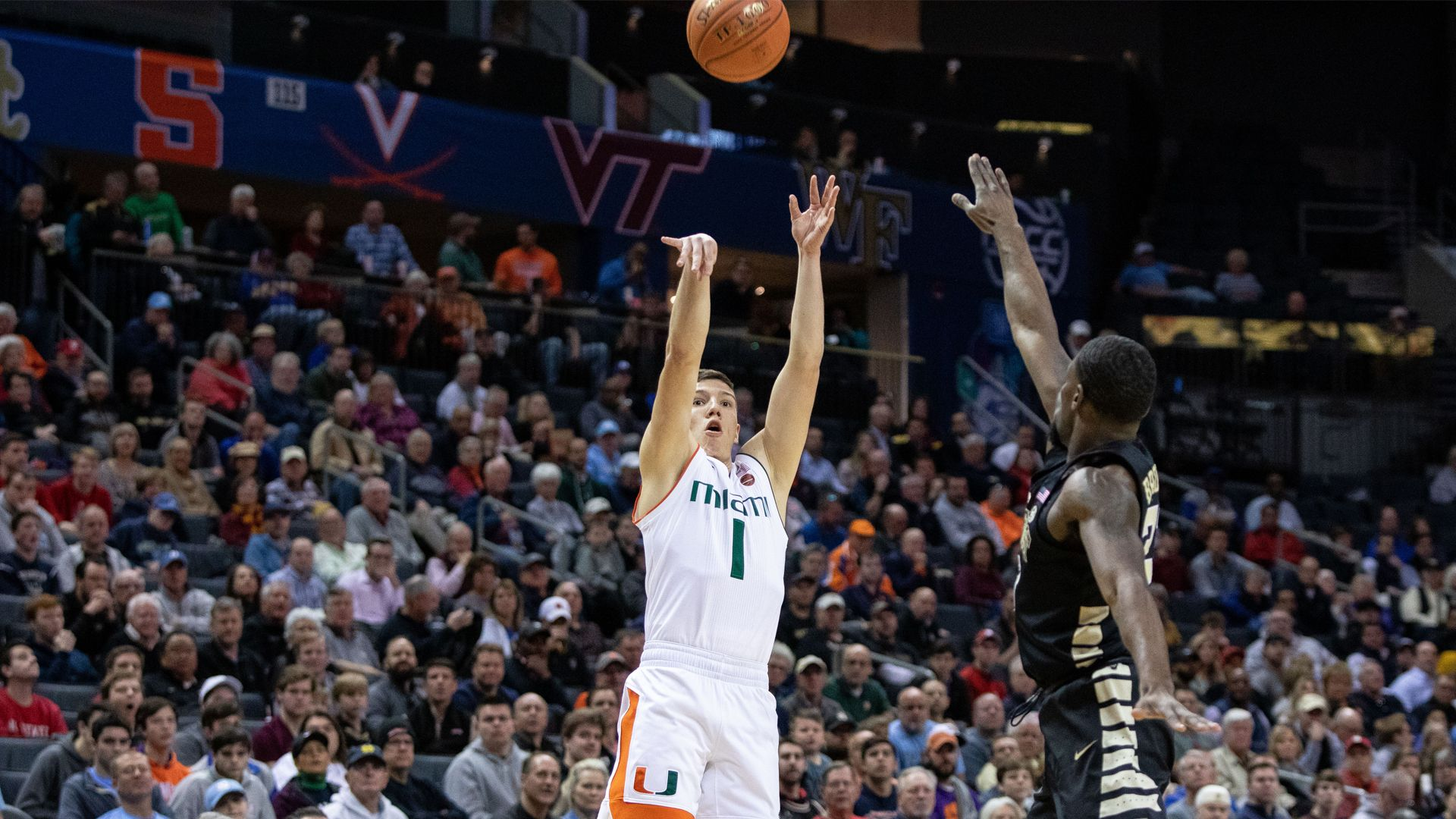 MBB Downs Wake Forest at ACC Tourney, 79-71
