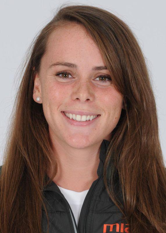 Katherine Nicholson - Swimming & Diving - University of Miami Athletics