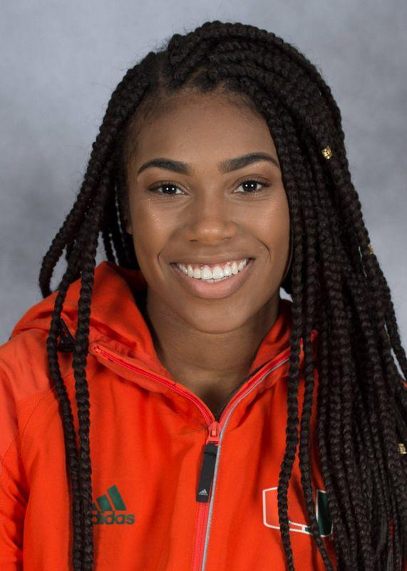 Niara Hill - Track & Field - University of Miami Athletics