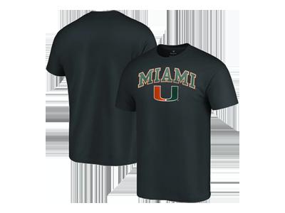 Miami Hurricanes Campus T-Shirt