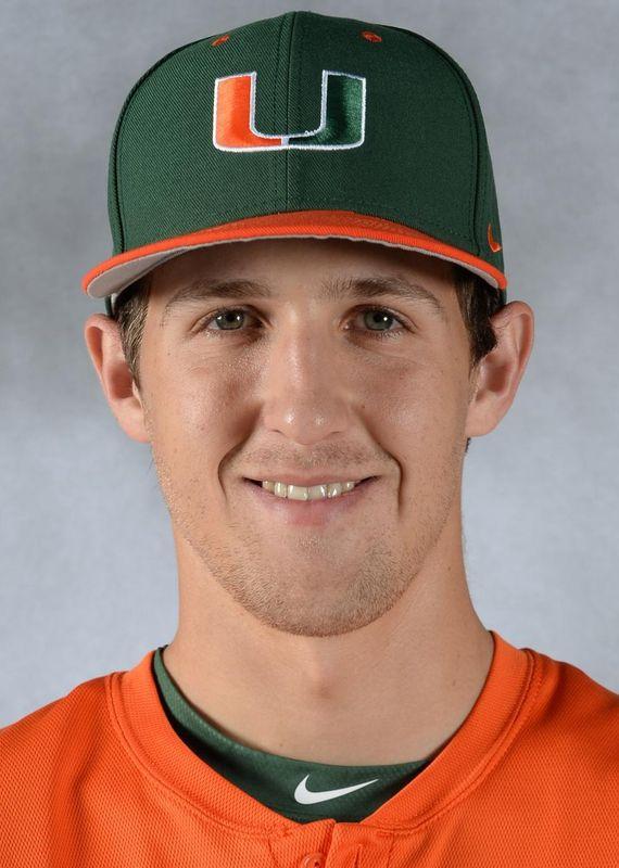 Ryan Otero - Baseball - University of Miami Athletics