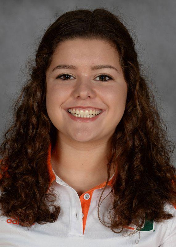 Laine Stern - Rowing - University of Miami Athletics