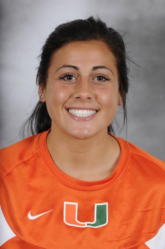 Gina Maddi - Soccer - University of Miami Athletics