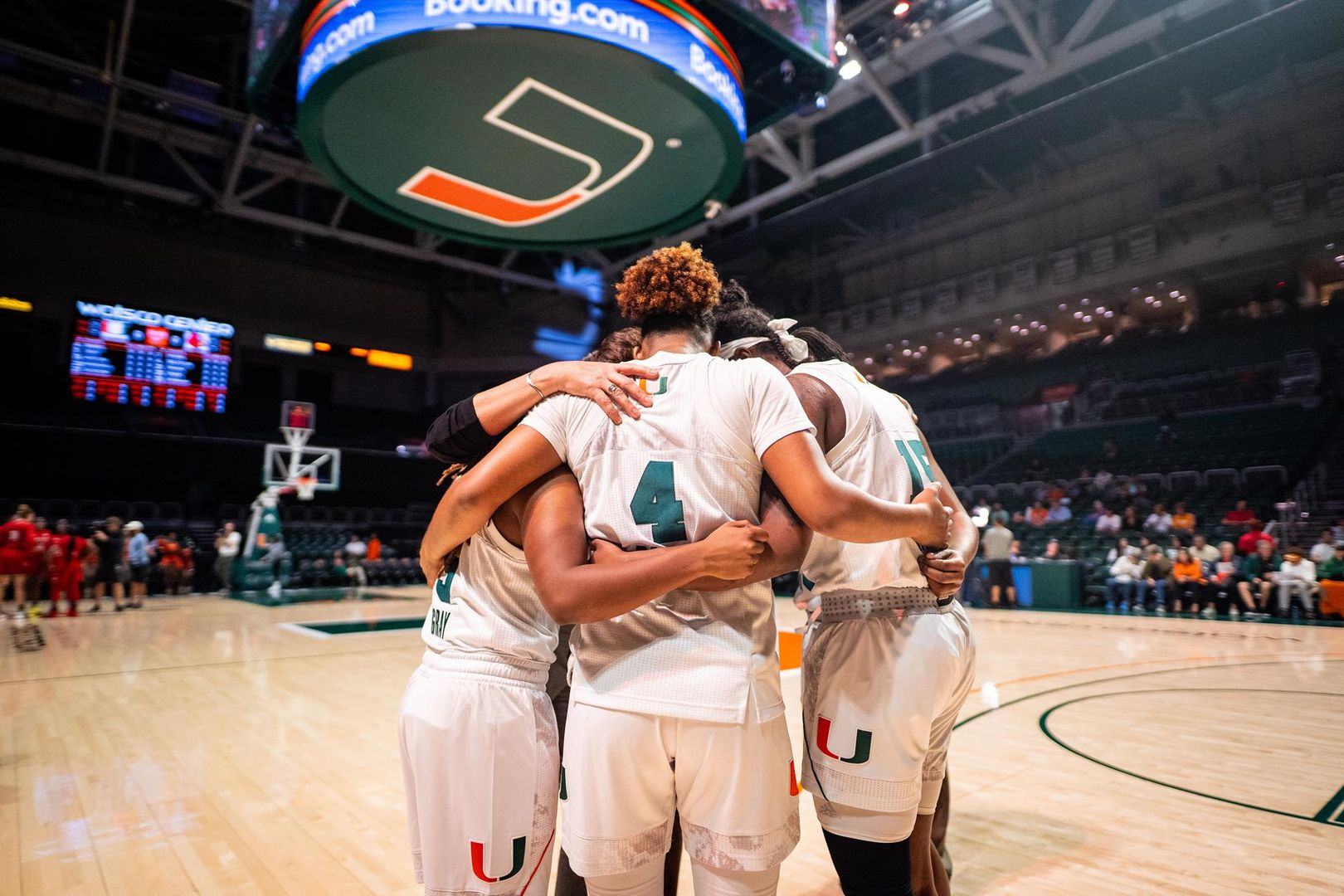 Canes Fall to No. 7 Louisville