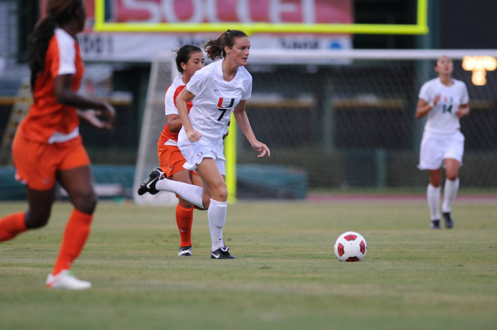 Two Hurricanes Earn All-ACC Recognition