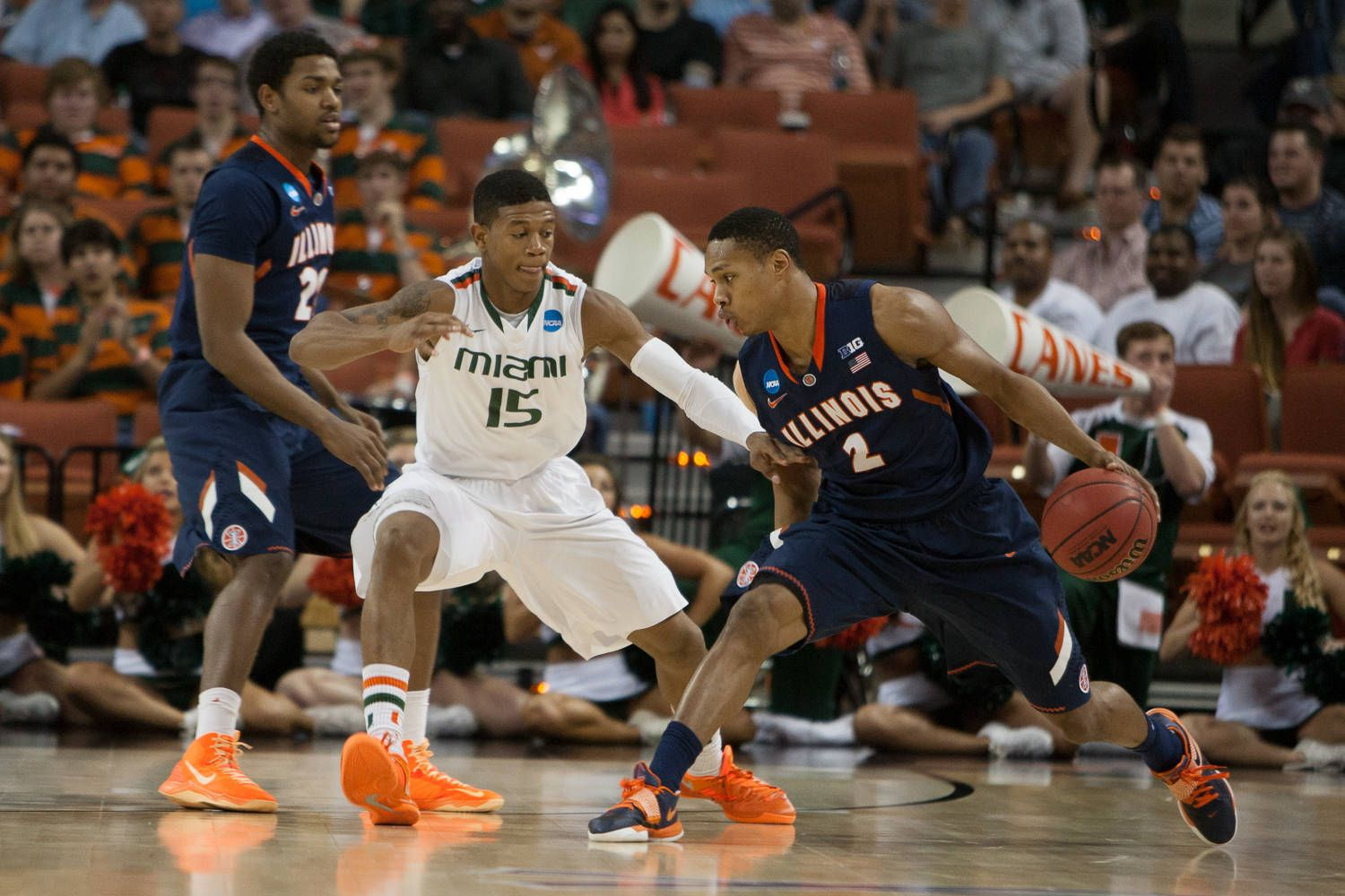 How Sweet It Is: MBB Advances to Sweet 16