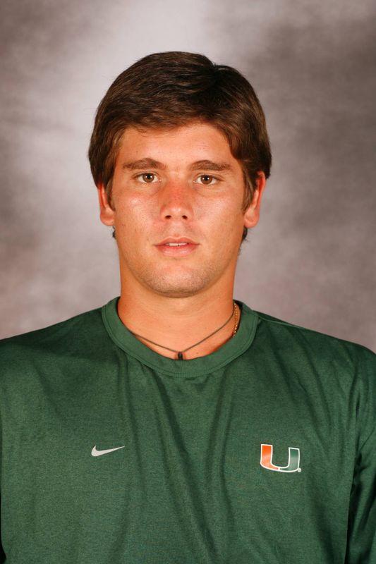 Daniel Vallverdu - Men's Tennis - University of Miami Athletics