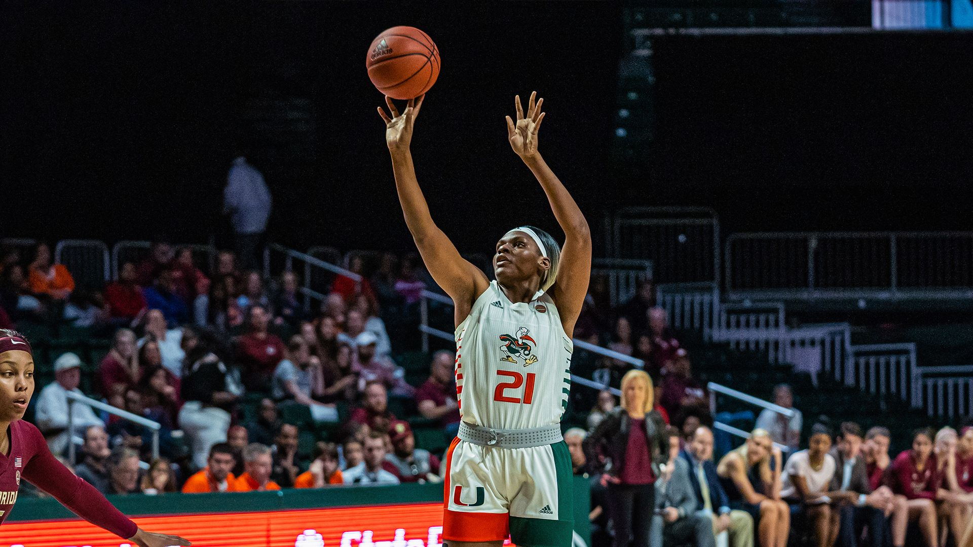 Miami Comes Up Short Against No. 8/8 Florida State