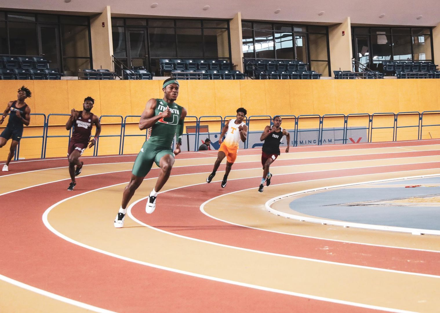 Track Heads to Texas Tech Classic