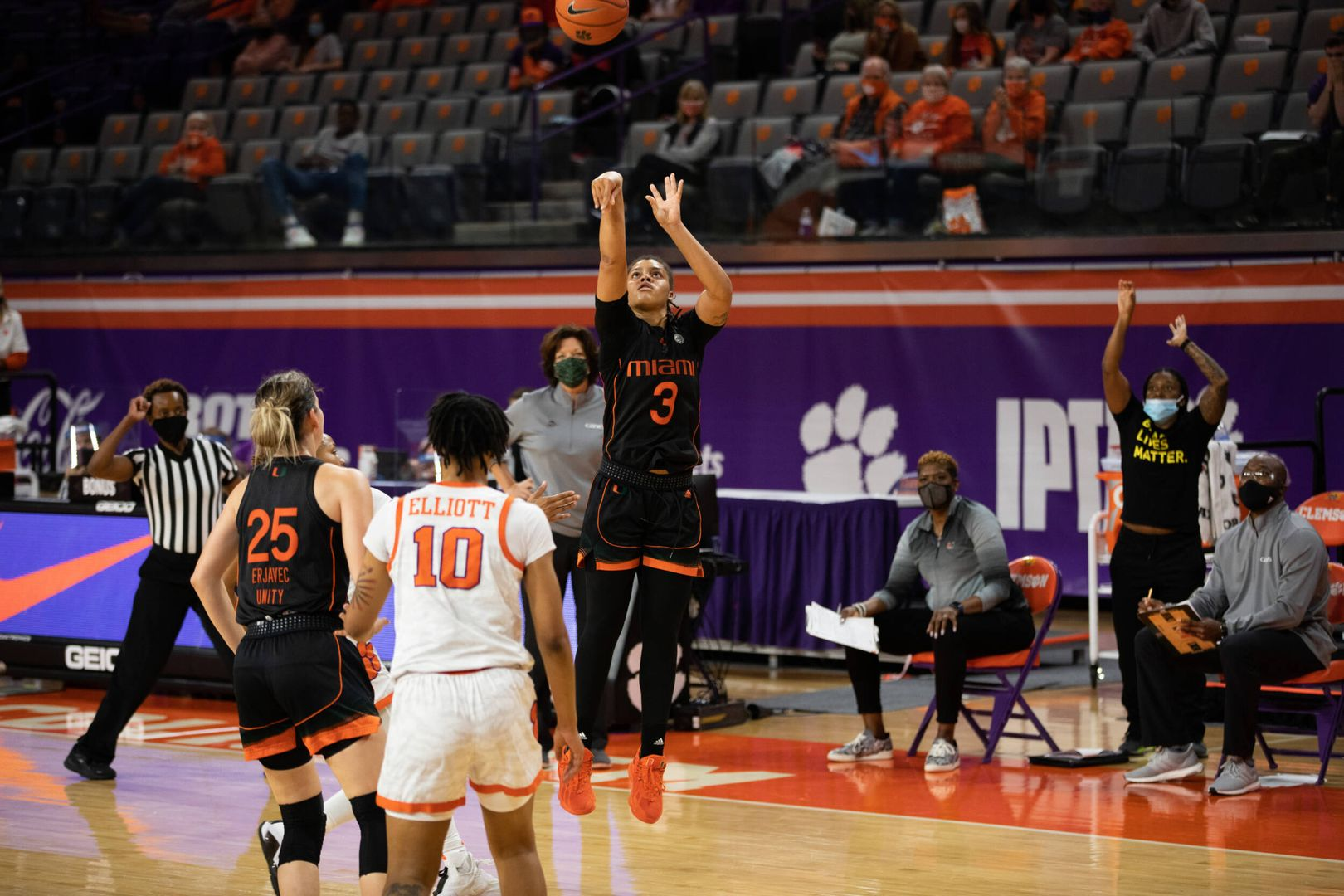 Harden Named ACC Player of the Week