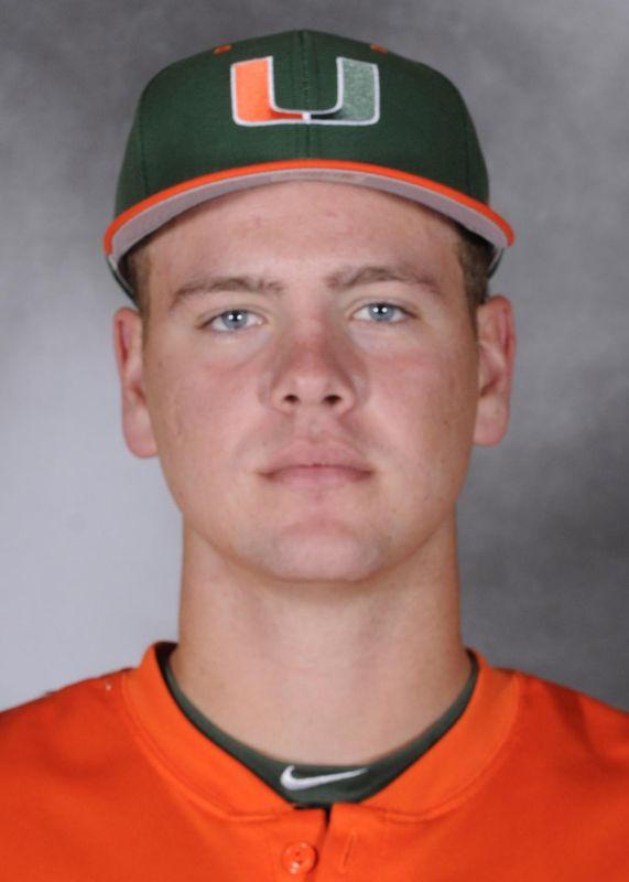 Jace Herrera - Baseball - University of Miami Athletics
