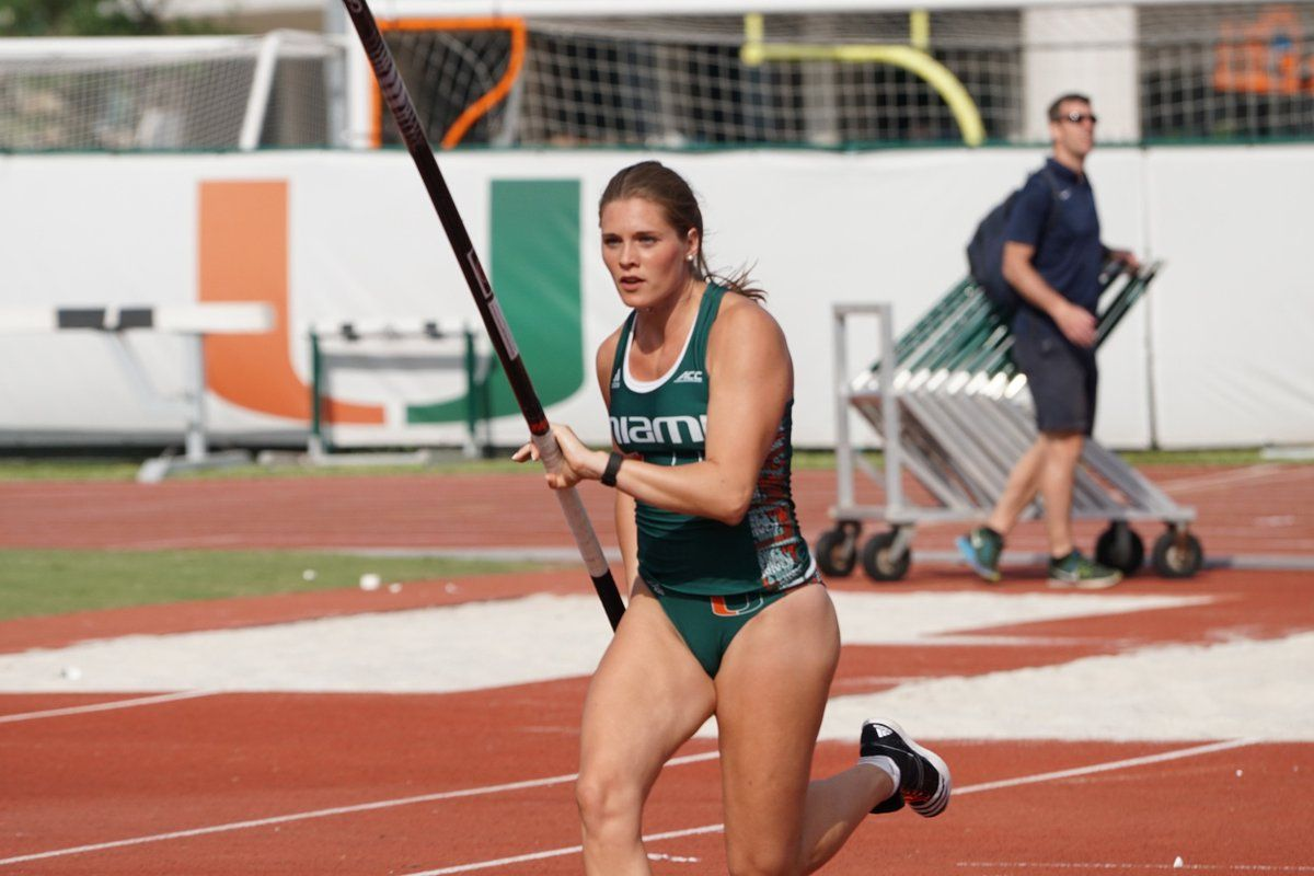 Four Canes Ready for IAAF World Championships