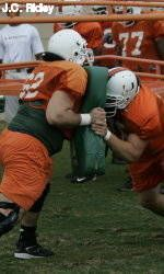 Hurricanes Ready For Saturday's Spring Game