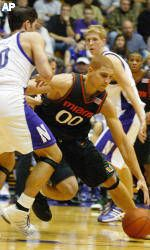 Miami Edged on the Road at Northwestern in ACC-Big Ten Challenge