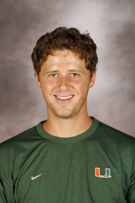 Westin Wendt - Men's Tennis - University of Miami Athletics
