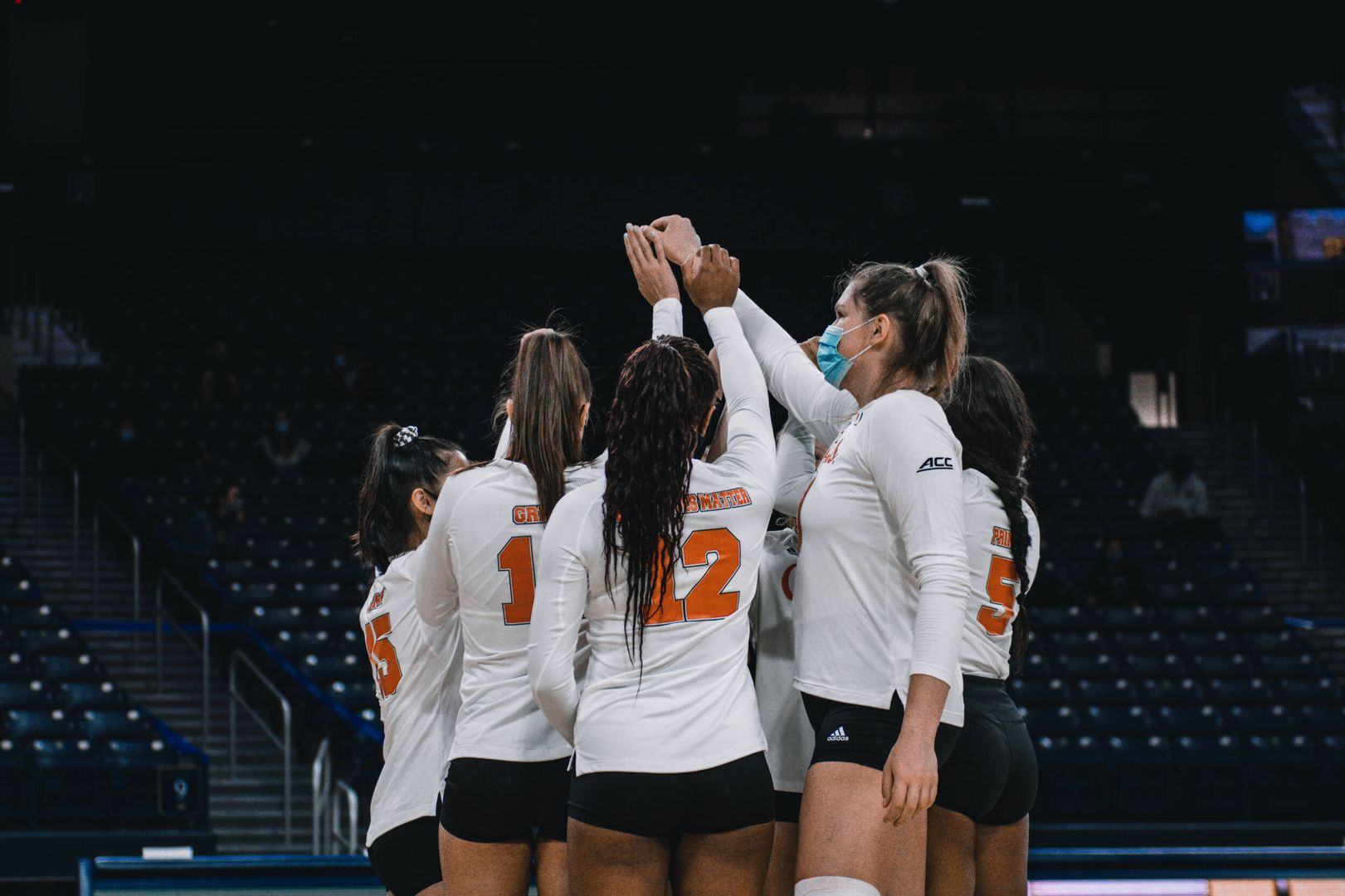 Miami Volleyball Announces Weekend Schedule Changes