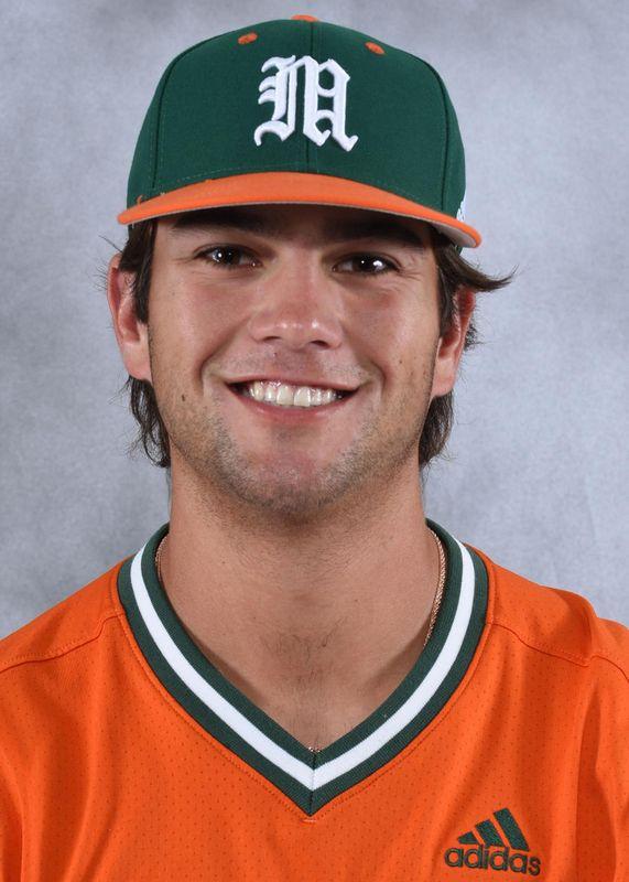 Albert Maury, Jr. - Baseball - University of Miami Athletics