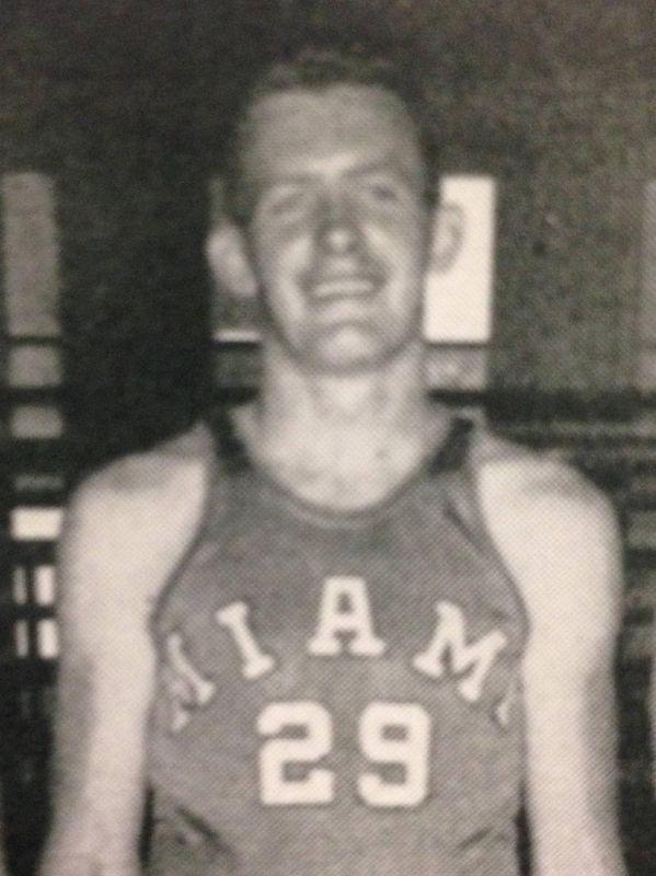 Bob Carroll - Men's Basketball - University of Miami Athletics
