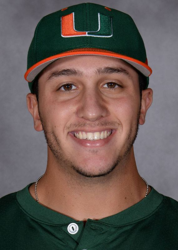 Daniel Epstein - Baseball - University of Miami Athletics