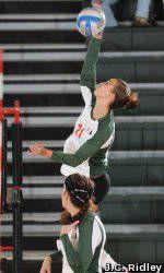 No. 20 Miami Volleyball Stumbles at Florida State, 3-0