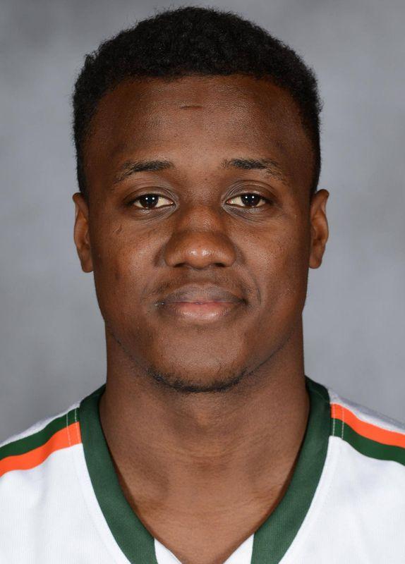 Deandre Burnett - Men's Basketball - University of Miami Athletics