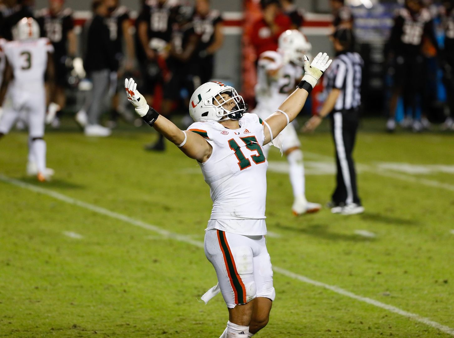 Three Hurricanes Earn Weekly Conference Honors