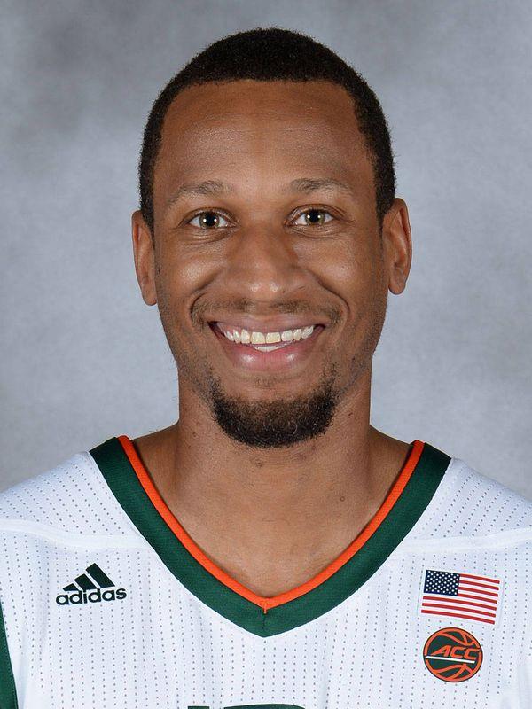 Rashad Muhammad - Men's Basketball - University of Miami Athletics