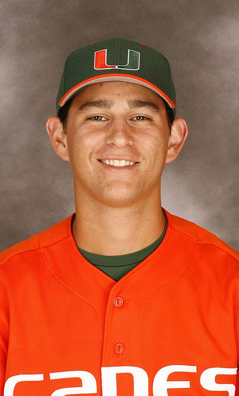 Carlos Gutierrez - Baseball - University of Miami Athletics