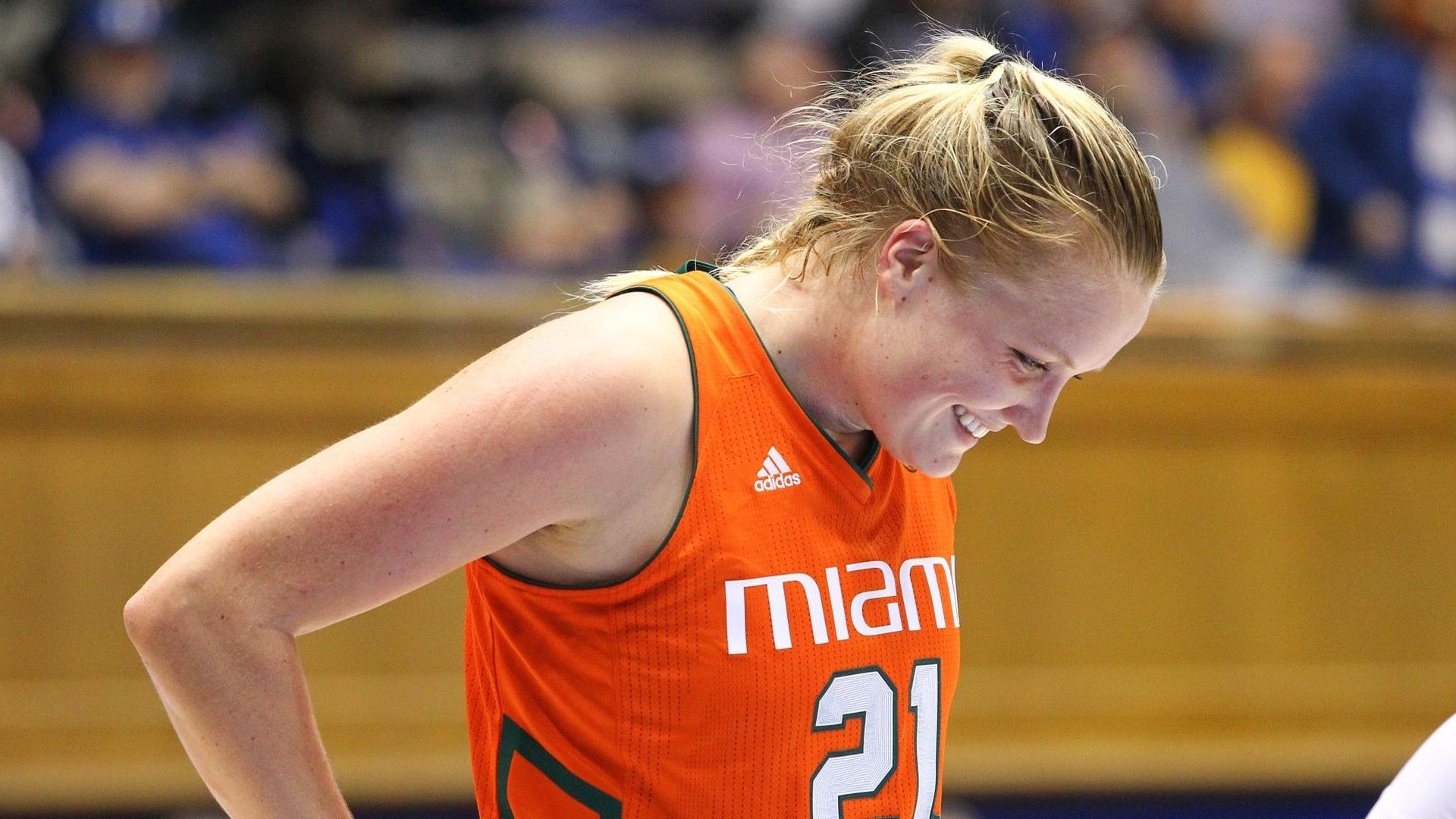 WBB Notches First Road Win over Duke, 58-50