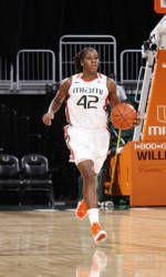No. 10 Canes Hold on for 56-53 Win at Virginia