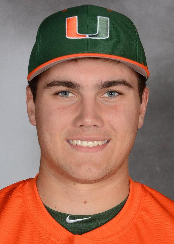 Brad Zunica - Baseball - University of Miami Athletics
