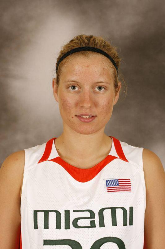 Vitalija Vasciunaite - Women's Basketball - University of Miami Athletics