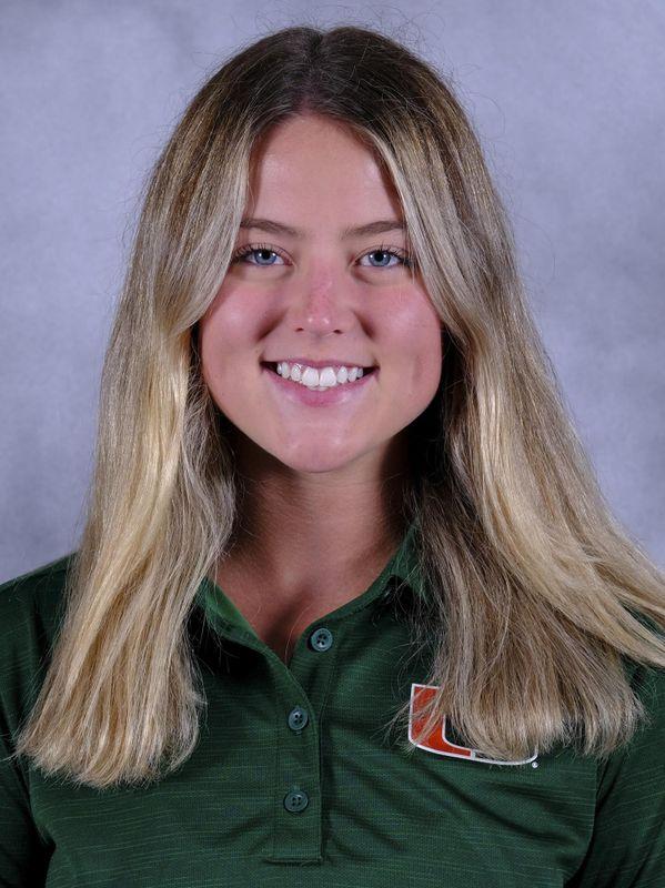 Mary Claire Graham - Rowing - University of Miami Athletics
