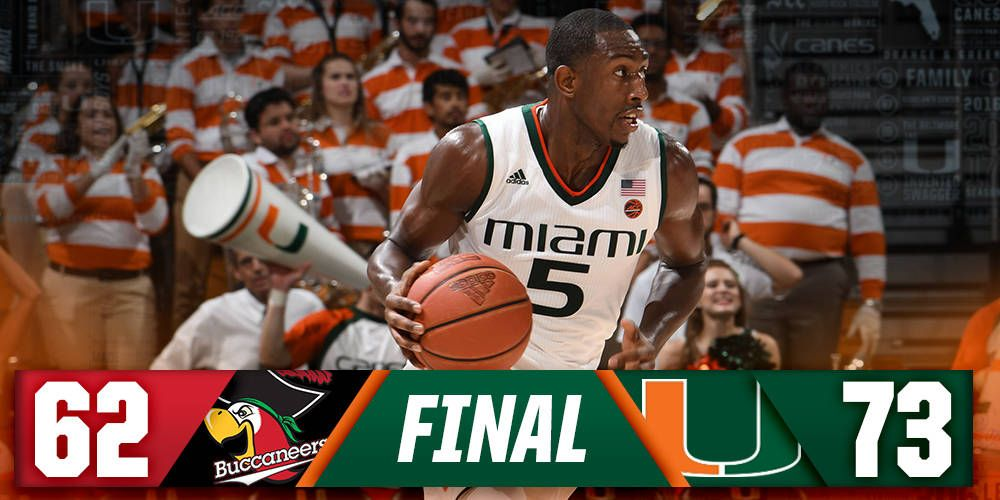 Canes Open Watsco Center with Win Over Barry