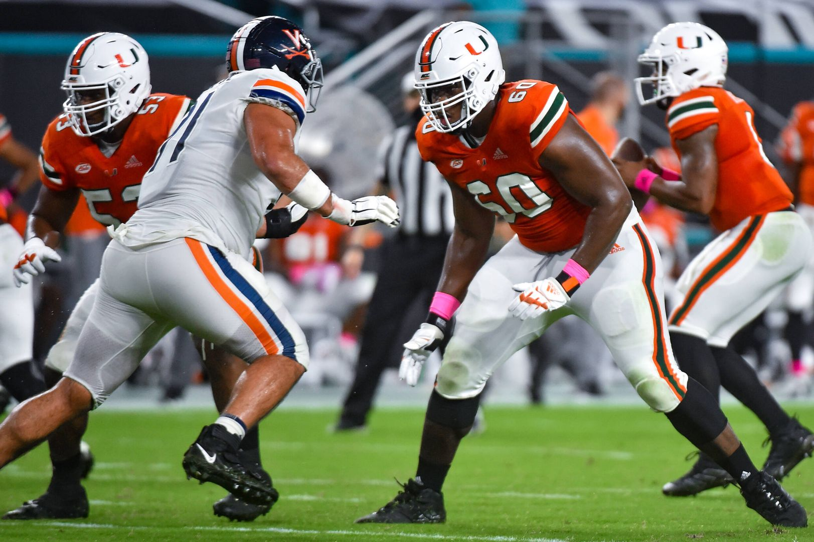Two Hurricanes Tabbed as Outland Trophy Candidates