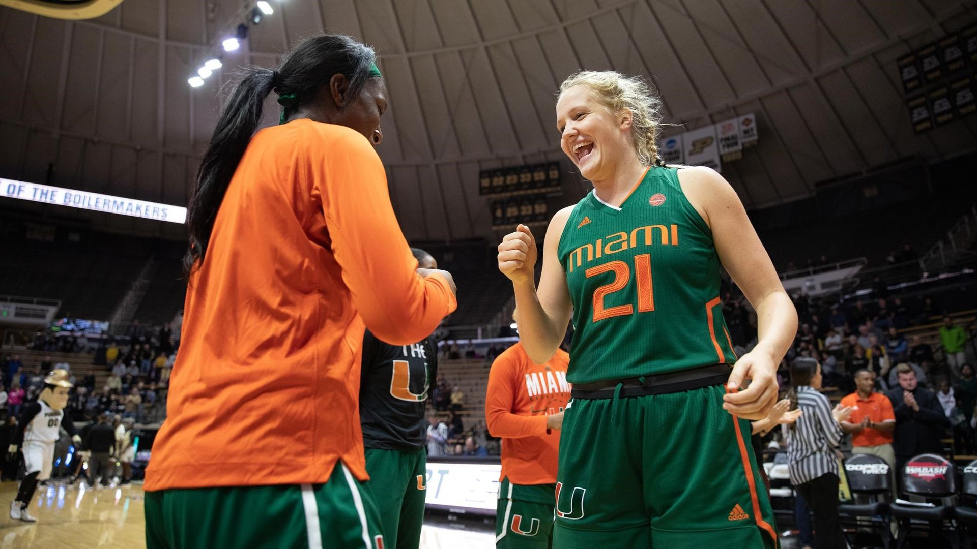 WBB Starts ACC Road Slate at Wake Forest
