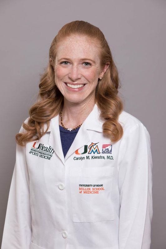 Dr. Carolyn Kienstra -  - University of Miami Athletics
