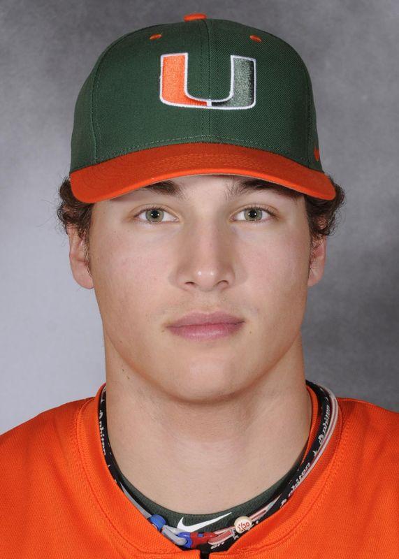Grant Heyman - Baseball - University of Miami Athletics