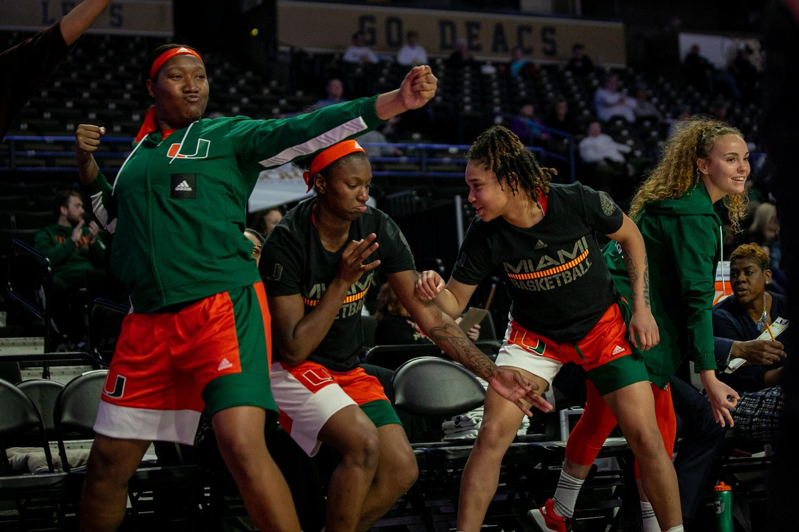Miami Defeats Wake Forest, Completes Season Sweep