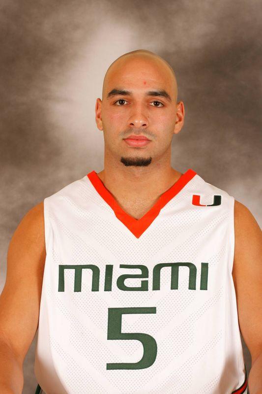 Eddie Rios - Men's Basketball - University of Miami Athletics
