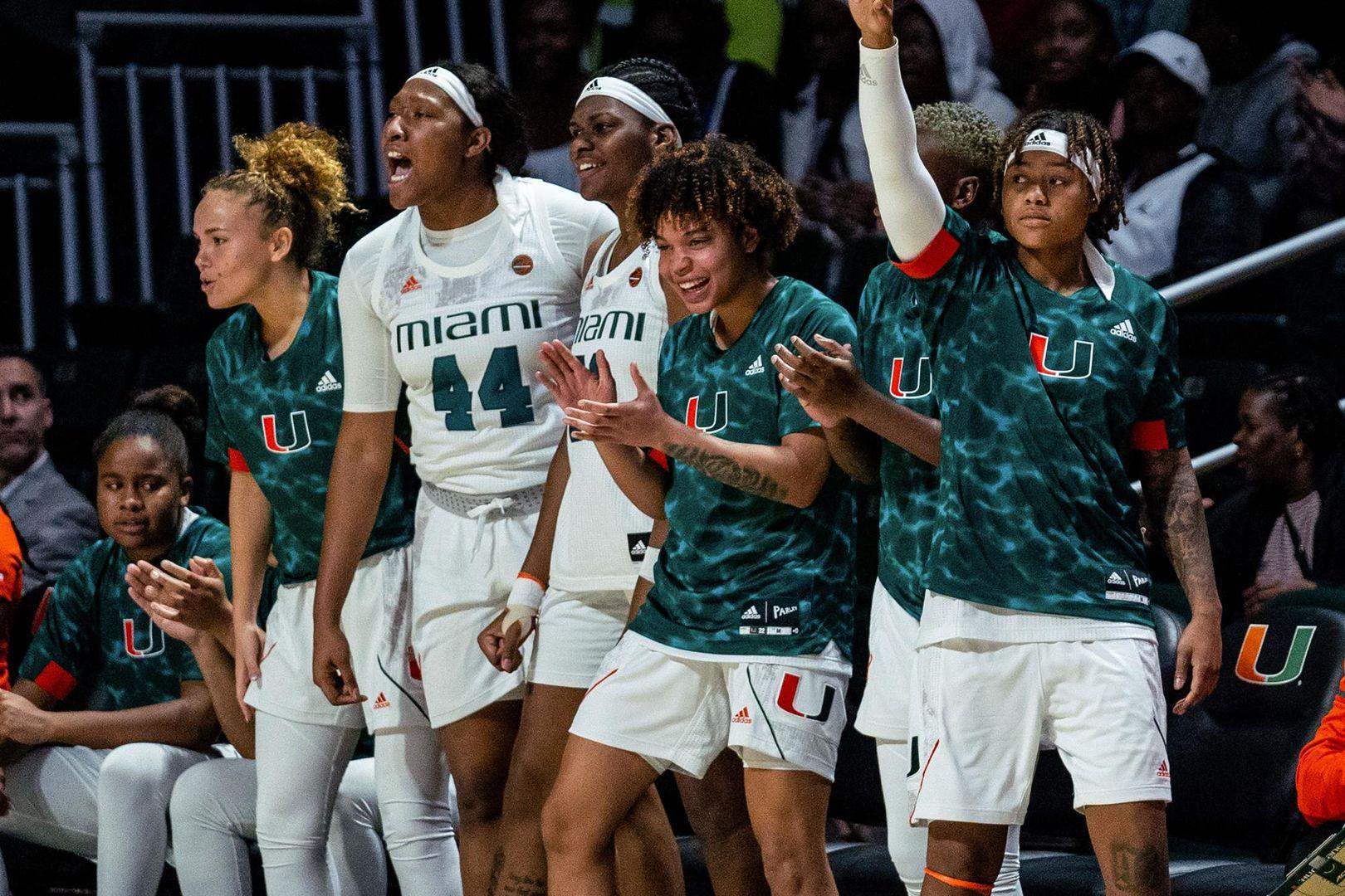 Miami Defeats Washington State for Miami Holiday Classic Title