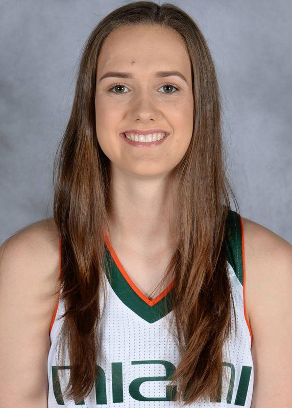 Sarah Mortensen - Women's Basketball - University of Miami Athletics