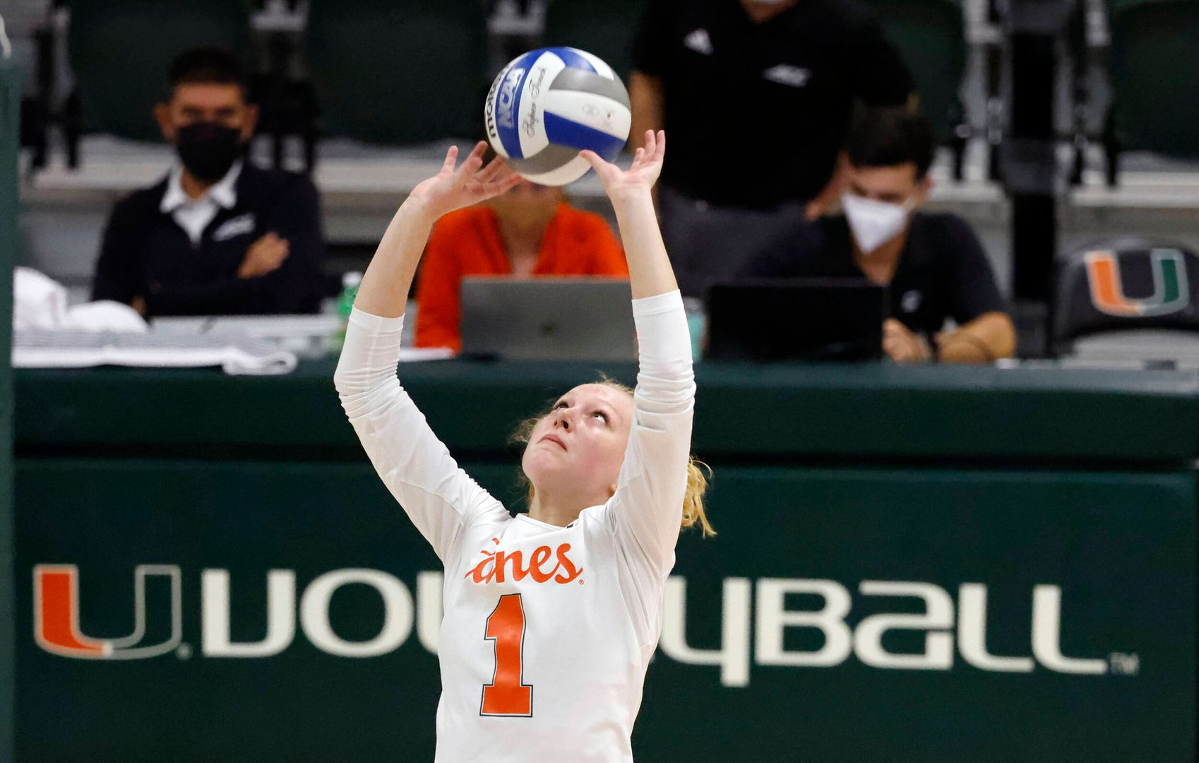 Canes Win Fourth Consecutive Match To Open Season