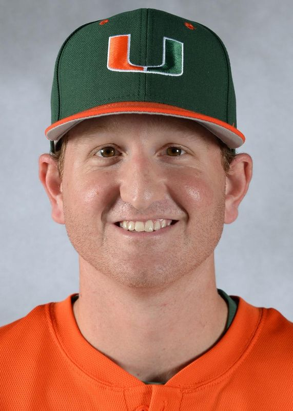 Sam Abrams - Baseball - University of Miami Athletics