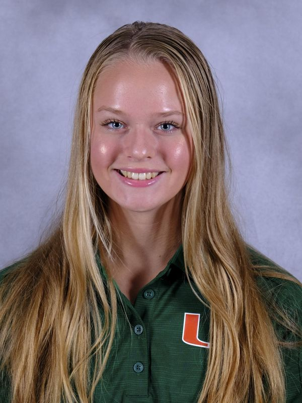 Mary Weber - Rowing - University of Miami Athletics