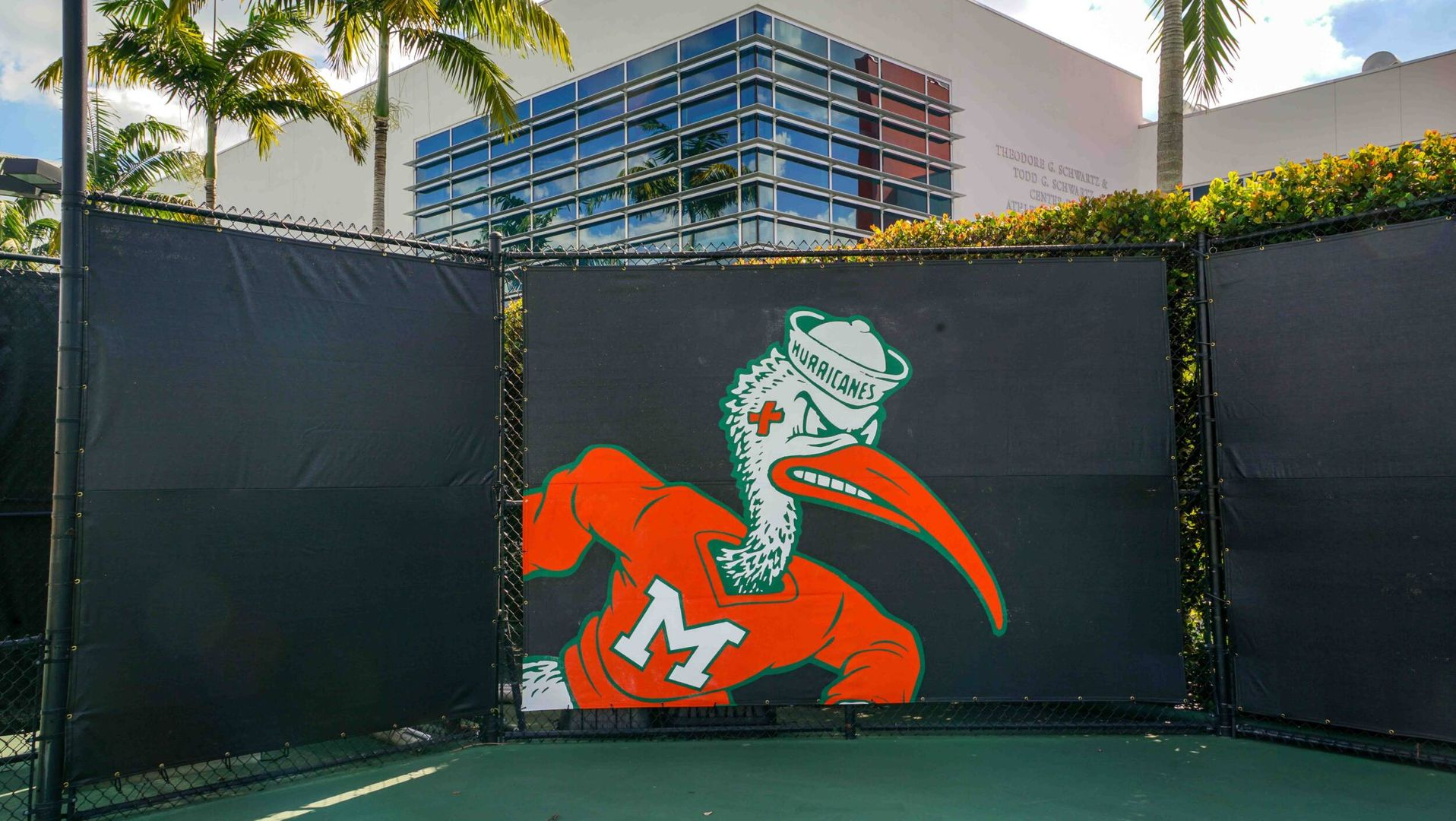 Miami Men's Tennis Match Postponed