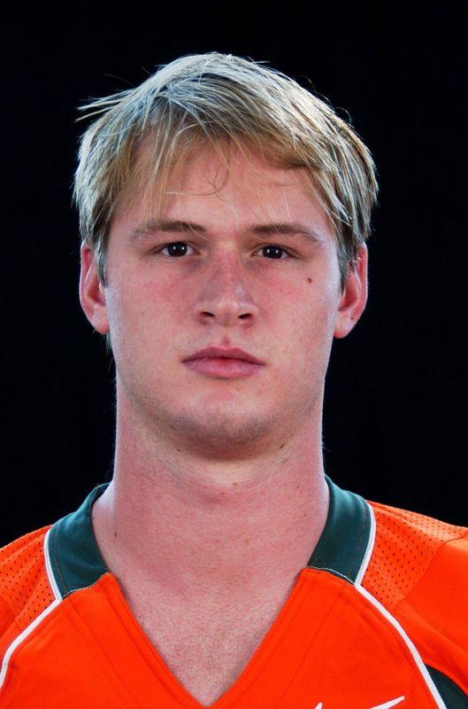 Kurt Stange - Football - University of Miami Athletics