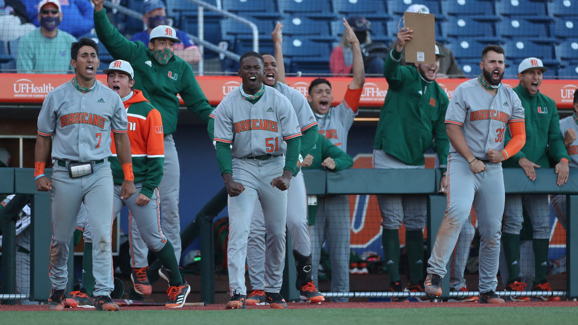 Gators Chomped: Miami Takes Series at No. 1 Florida