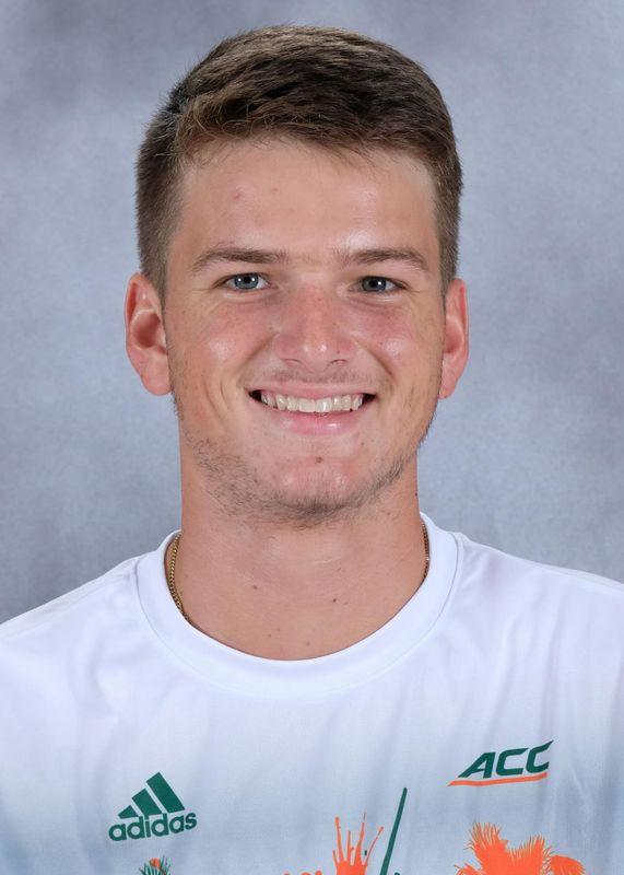 William Grattan-Smith - Men's Tennis - University of Miami Athletics