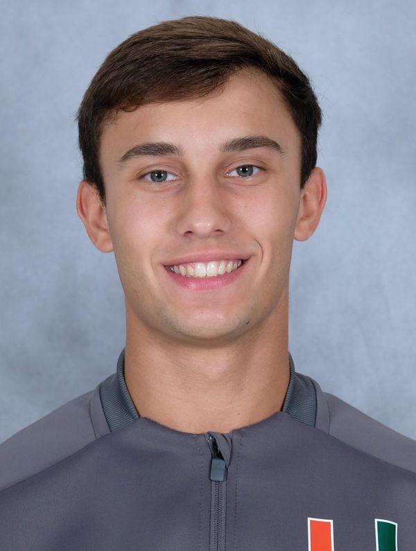 Max Flory - Swimming & Diving - University of Miami Athletics